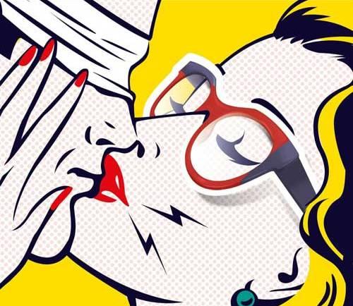 POP-ART: Genesis-Brillen